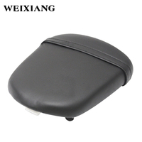 Motorcycle Rear Passenger Seat Cover Motorcross Cowl Seat Backrest Cushion Pad ATV Dit Bike 2006 2007