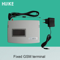Hot sale GSM 900/1800MHZ Fixed Wireless Terminals LCD Display Fixed Wireless support Alarm System,PABX,Support Recording dialer