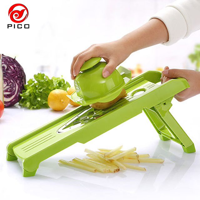 Commercial Vegetable Cutter Machine Multifunctional