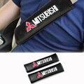 Car baby child safety belt protector For Mitsubishi lancer 9 outlander pajero asx colt carisma grandis eclipse l200