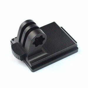 Image 3 - BGNing kask aluminiowy stały uchwyt na GOPRO Max 9 8 7 dla AKASO EK7000 dla Insta360 dla Osmo kamera akcji i płyta montażowa NVG