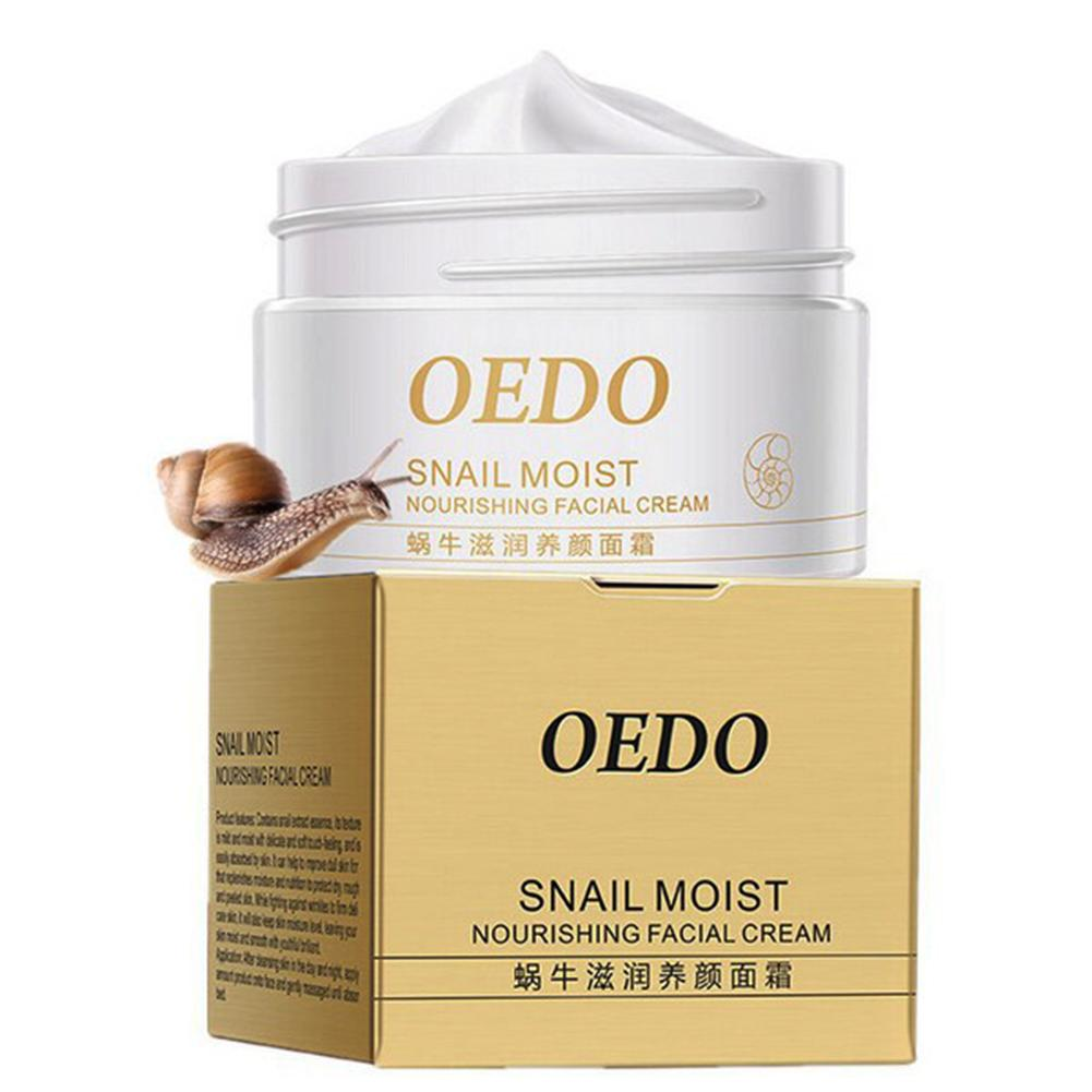Anti Wrinkle Anti Aging Snail Moist Nourishing Facial Cream Cream Imported Raw Materials Skin Care Wrinkle Firming Snail Care 20
