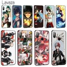 Lavaza мой герой Академии аниме мягкий чехол для huawei Honor 10 8 9 Lite 6A 7A Pro 7c 7x 8c 8x Nova 3 3i Y5 Y9 Y6 Y7 Prime