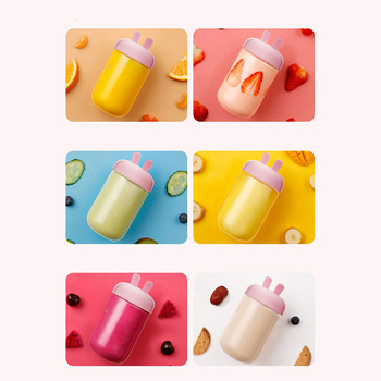 Joyoung L3-C8 mini Juice Blender USB Portable Juicer Cup 1500mah Multifunction Mixer 1