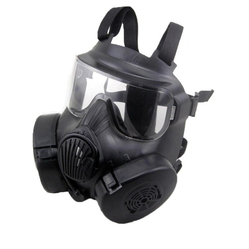 Paintball tactique Airsoft jeu Protection du visage masque de sécurité garde M50 masque à gaz - 4