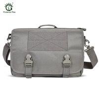 Men S Travel Bag Men Messenger Bags Laptop Multifunction Waterproof Nylon Material Outdoor Tactical Shoulder Bags