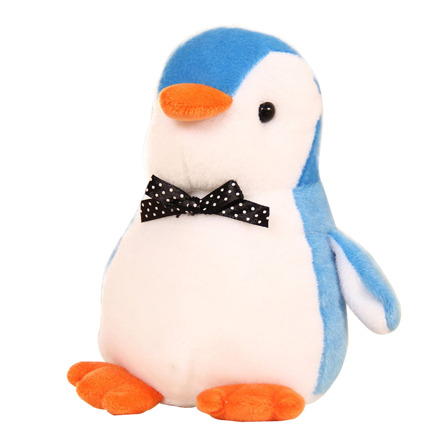 Baby Plush Toys : Baby dolls stuffed toys cute cartoon penguin small soft