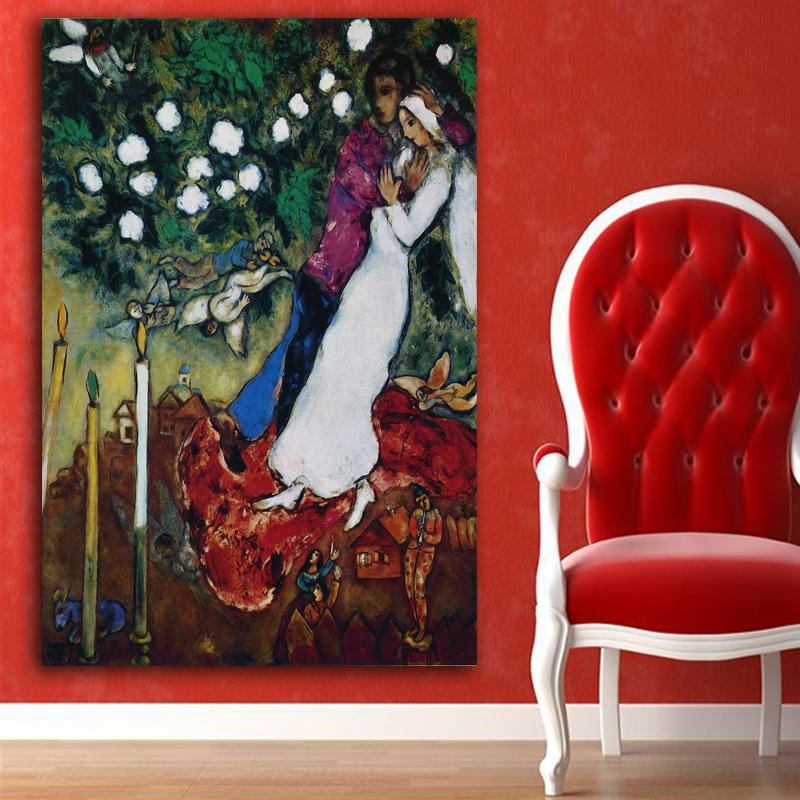 Buy marc chagall paintings for sale and get free shipping on ...