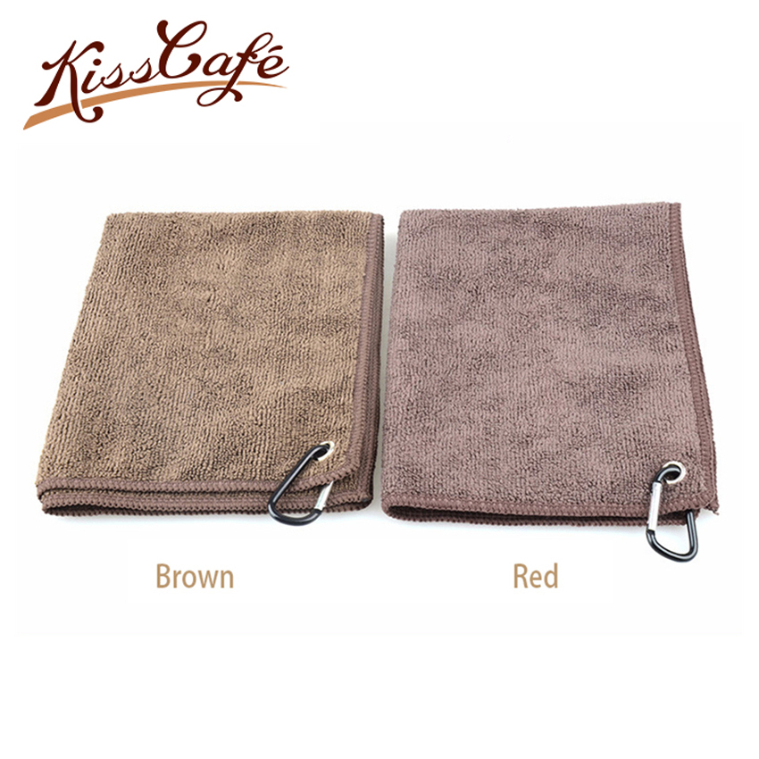 Bar Counter Coffee Machine Cleaning Cloth Coffee Machine Super Absorbent Fiber Tea Towel Wipes Rag(China)
