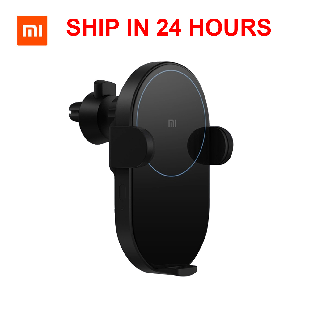 Xiaomi Wireless-Charger iPhone X Mi-9 Qi Car MIX 20W with Sensor Fast-Charging for 2S