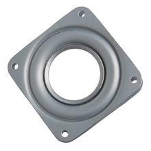 Lazy Susan Ball Bearing Metal Swivel Plate - 155 x 155 x 9 mm