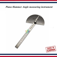 Piano tuning tools accessories Hammer Angle gage measuring instrument tool repair parts