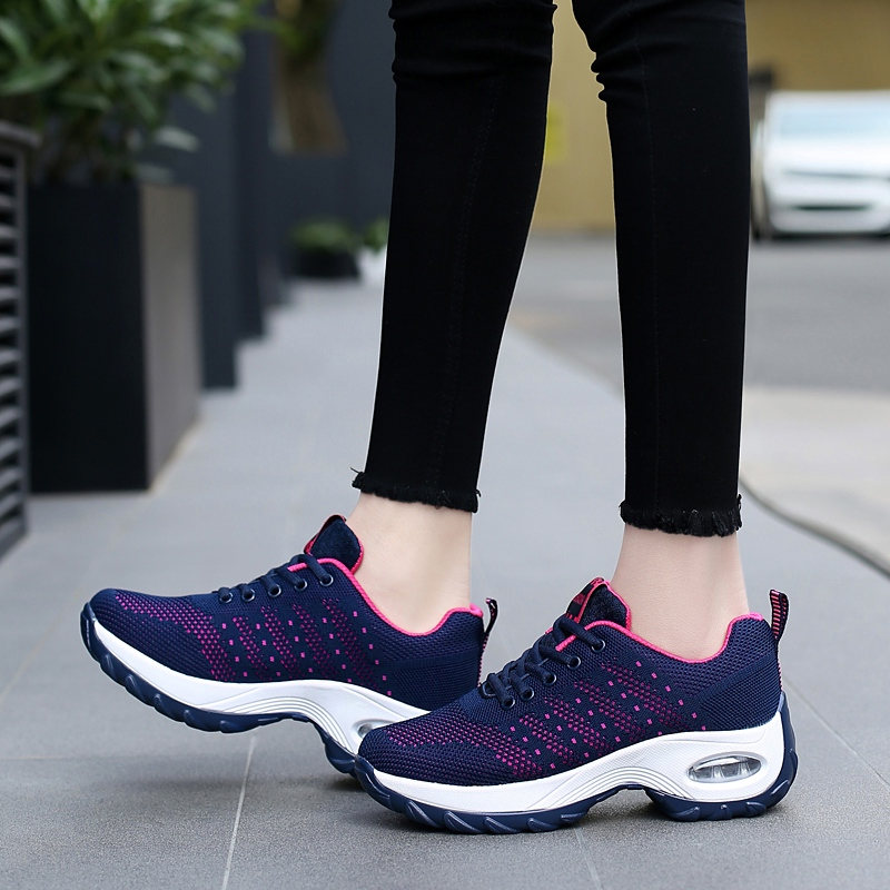 High quality Running shoes for women Air damping Sneakers women mesh Sport Shoes woman Outdoor Jogging Trainers zapatos mujer