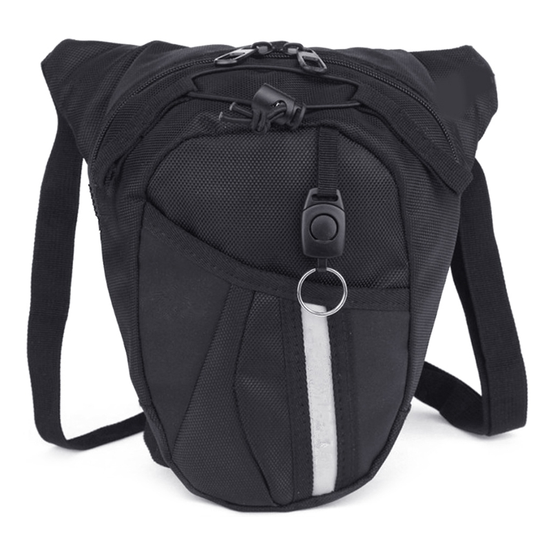 THINKTHENDO Outdoor Bag Leg Drop Motorcycle Waterproof Waist Pack Unisex Fanny Thigh Belt Bike Bags