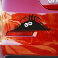 Hot New Funny Peeking Monster Auto Car Walls Windows Sticker Graphic Vinyl Car Decals Car Styling Stickers Accessories