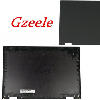 GZEELE NEW LCD Back Cover Top Case Housing Rear Lid for Lenovo FOR Thinkpad X1 Yoga 2nd Gen SCB0L81627 460.0A90U.0002 01HY963