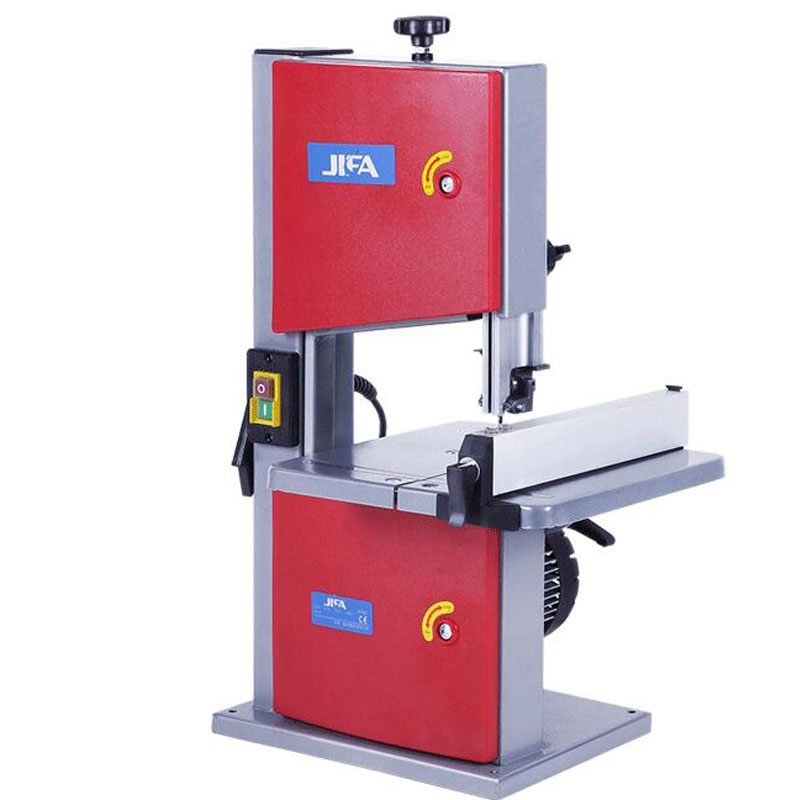 220V Multifunctional 8 Inch Band Saw Machine Blade Wire Saw Band-Sawing Machine Woodworking Solid Wood Flooring Installation Saw