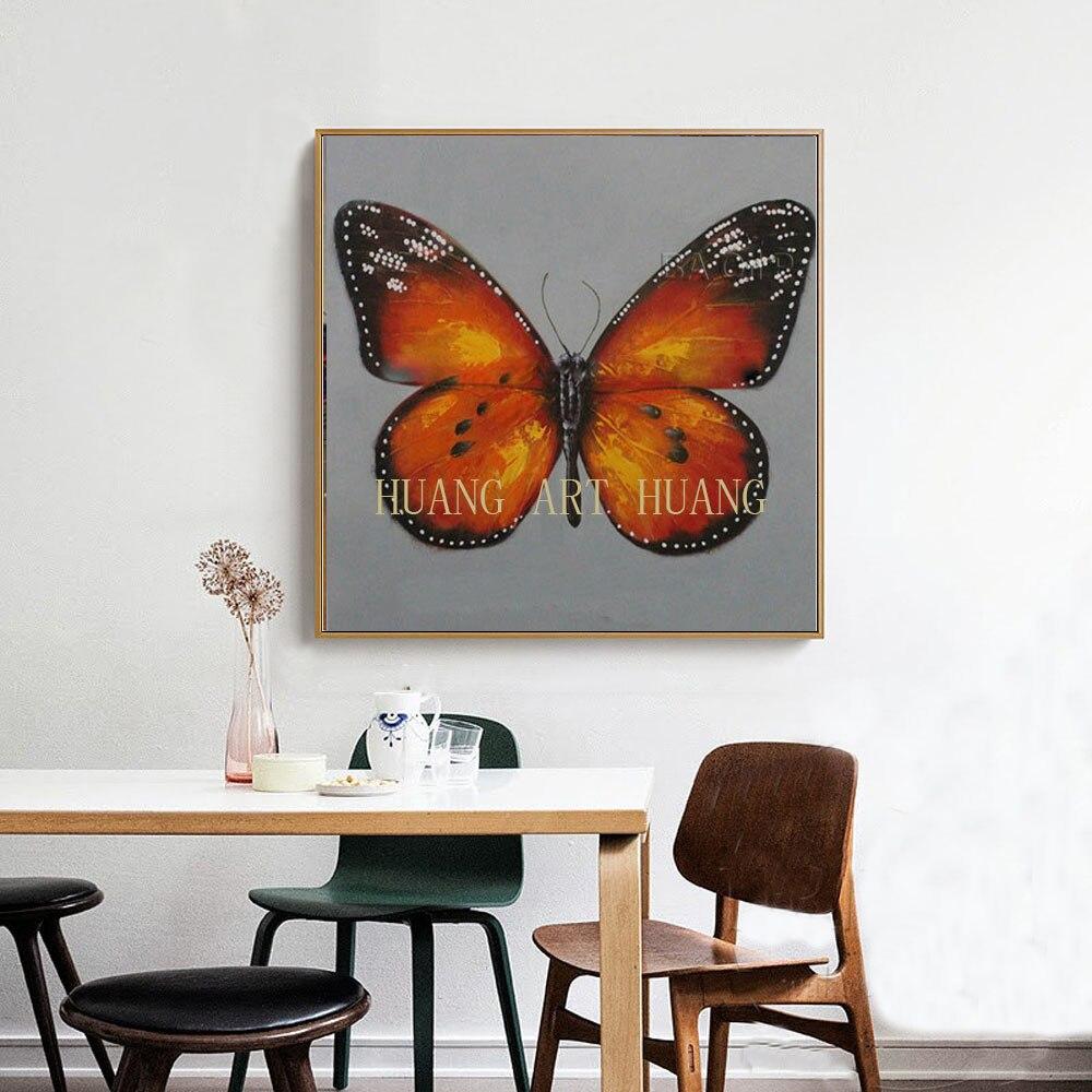 Leinwandbild Buttafly Bees World