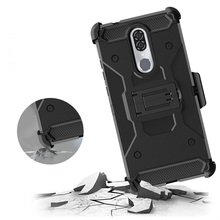 For Coolpad Legacy/Alchemy Armor Case Belt Clip Holster Shockproof Cover