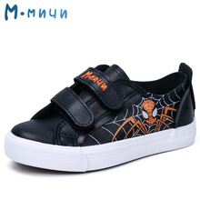 MMNUN 2017 Children Sneakers Shoes for Boys with Spiderman Spide Breathable Boys Sneakers Shoes Children Shoes Boys Kids Shoes