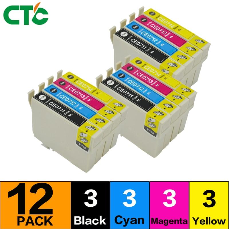 12 Compatible SX105 Ink Cartridges Compatible For Stylus DX8400 DX8450 DX9400 DX9400F DX7000 DX7000F DX7400 DX7450 printer12 Compatible SX105 Ink Cartridges Compatible For Stylus DX8400 DX8450 DX9400 DX9400F DX7000 DX7000F DX7400 DX7450 printer