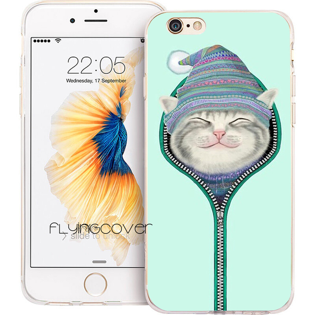 tumble cat phone case iphone 6