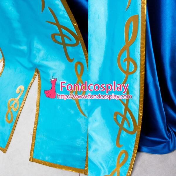 Lol Sona Maven du jeu de robe de cordes Costume Cosplay sur mesure [G933] - 6