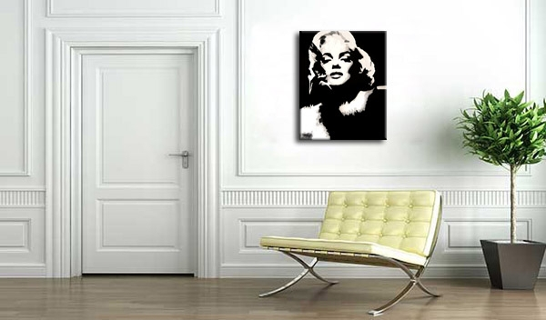 marilyn monroe poster modern paintings for living room wall pop art paintings for wife gift artin painting u0026 calligraphy from home u0026 garden on