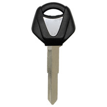 WhatsKey Motorcycle Uncut Blade Blank Key For YAMAHA YZF XJR1300 FJR1300 MT09 MT07 XJ6 TMax FZ6 FZ8 R3 R1 R6(China)