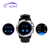 2018 Auto 1.39 Inch Support 3G Wifi GPS SIM Smart GPS Tracking Micro Smart GPS Tracker Android 4.4 Waterproof Devices Track
