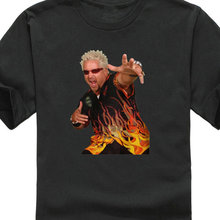 T Shirt Print Casual Breaking Bad For Crew Neck  Guy Fieri White Short Sleeve Printing Mens Unisex More
