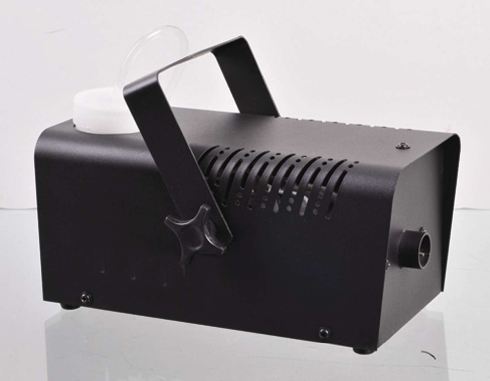100pcs/LOT High Quality 400W Smoke Machine Mini Fog Machine DMX Hazer Machine Special Effects For Stage Light Smoke Projector