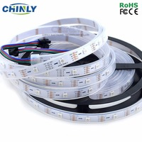 1m 5m APA102 Smart LED Pixel Strip 30 60 144 LEDs Pixels M IP30 IP65 IP67