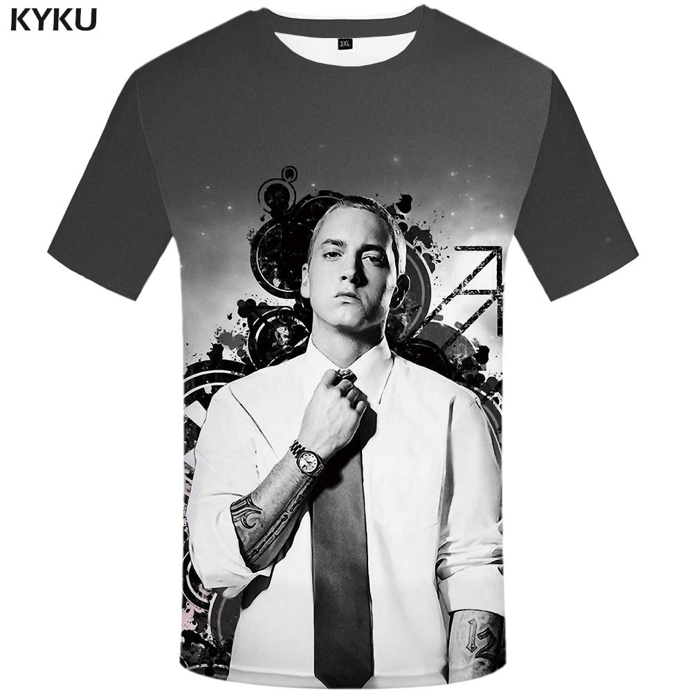 T-shirts Luckyfridayf Eminem 3d Print Cool Love Yourself Short Sleeve T-shirt Women T Shirt Top Summer Fashion Femele Cotton Clothes