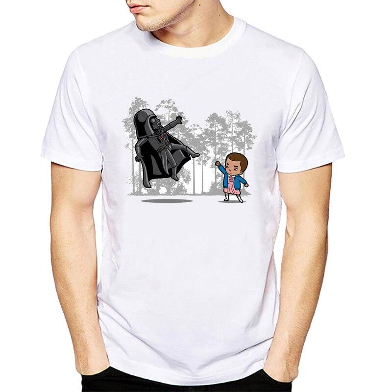 Stranger things t-shirt summer stranger things tshirt t shirt homme t shirt men hip hop Upside Down t shirt