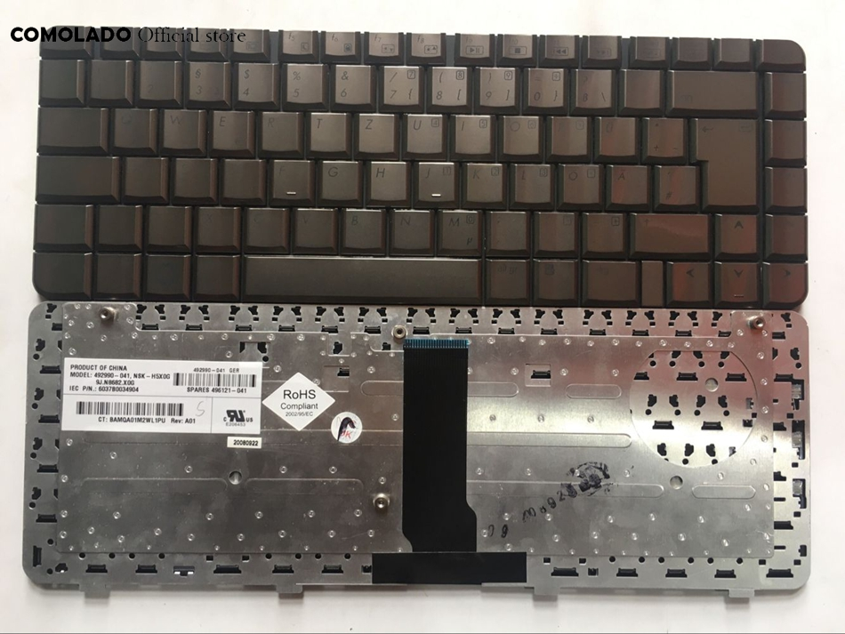 DV3000 and DV3500 Models Laptop Keyboard for HP//Compaq