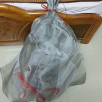 Stainless Steel Net Mesh Bags COVER for BEE Hornet nest Wasp Honeycomb Repeller Trap tools