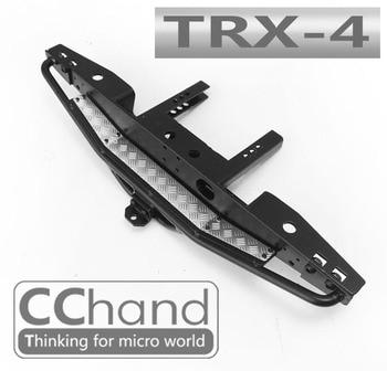 Metal rear bumper For 1/10 TRAXXAS Trx-4 TRX4 Rc Crawler Car Part