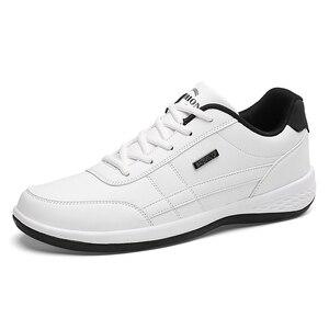 Image 3 - AODLEE artı boyutu 38 48 moda erkek spor ayakkabı erkekler için rahat ayakkabılar dantel erkek ayakkabı erkek yürüyüş ayakkabısı bahar deri ayakkabı erkekler