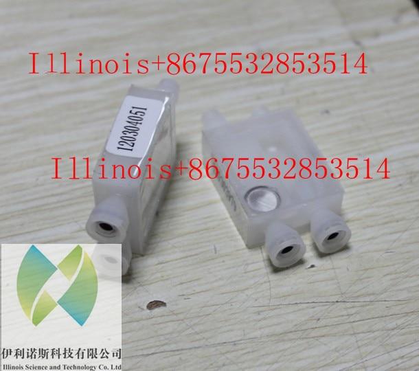 DX7 amortecedor com conector M6 (3*2mm) para B300 impressora F186000/DX4/DX5/DX7
