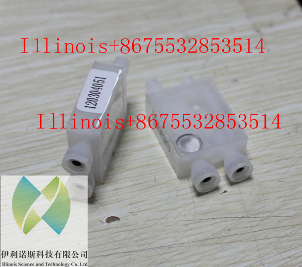 DX7 damper with M6 connector (3*2mm) for Epson B300 printer
