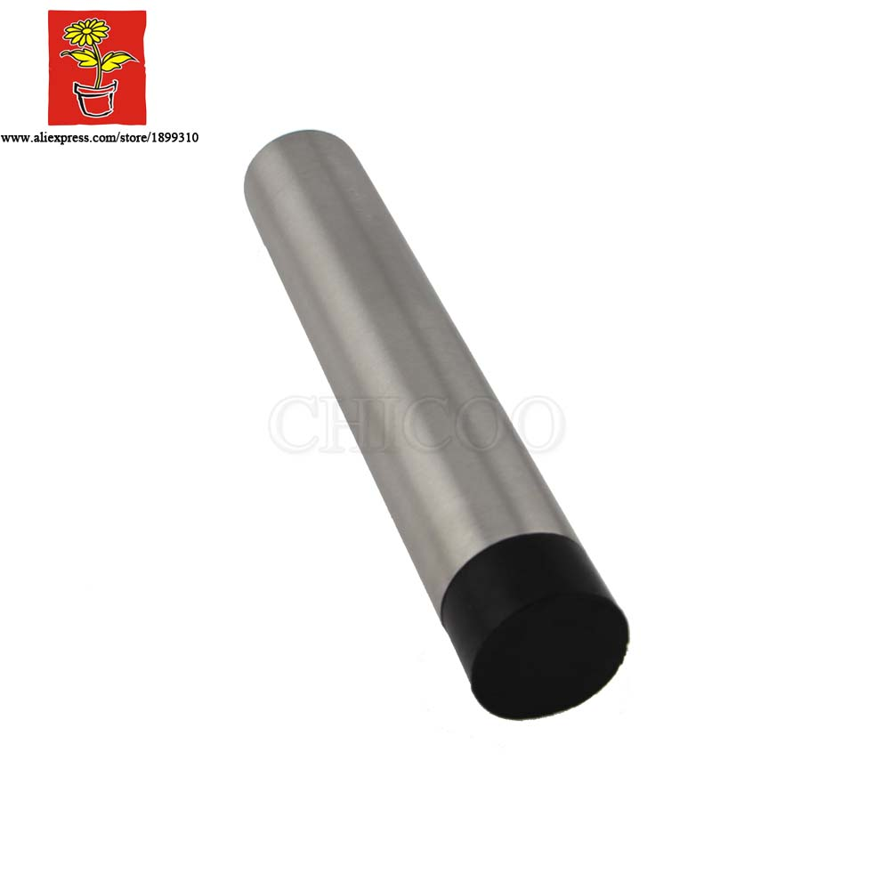 top quality stainless steel door stop rubber door stopper decorative door stoppers wall mounted doorstops