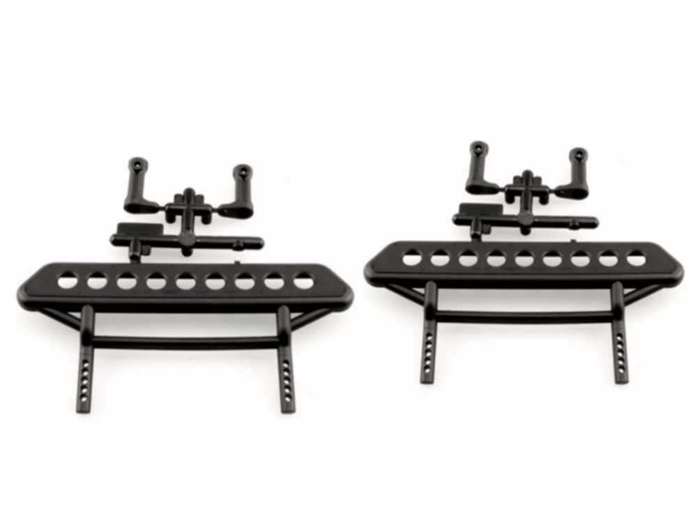 Axial Racing SCX10 II 2 Jeep Cherokee 1/10 Rock Rails Set SCX-10 (2) voor AX80041