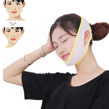Double Chin Cheek Slim Lift Up Anti Wrinkle Sagging Mask Strap Band V Face Line Belt Women
