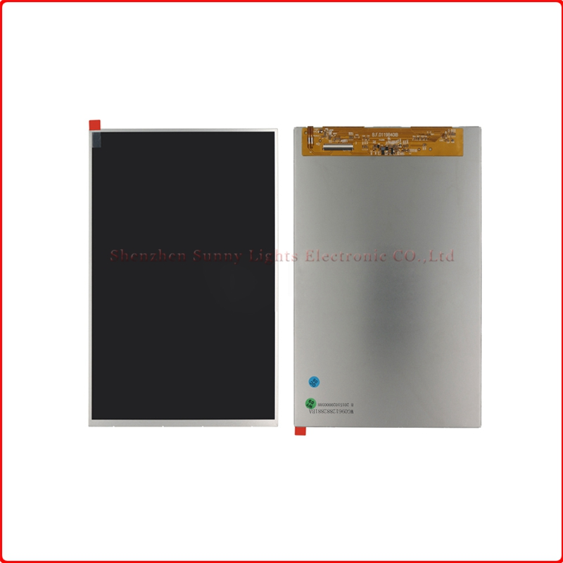 9.6-inch LCD internal display screen large industry T950S Tablet PC LCD FPC-BF0119B40IB WY096ML119B028D LCD Screen LCD Panel
