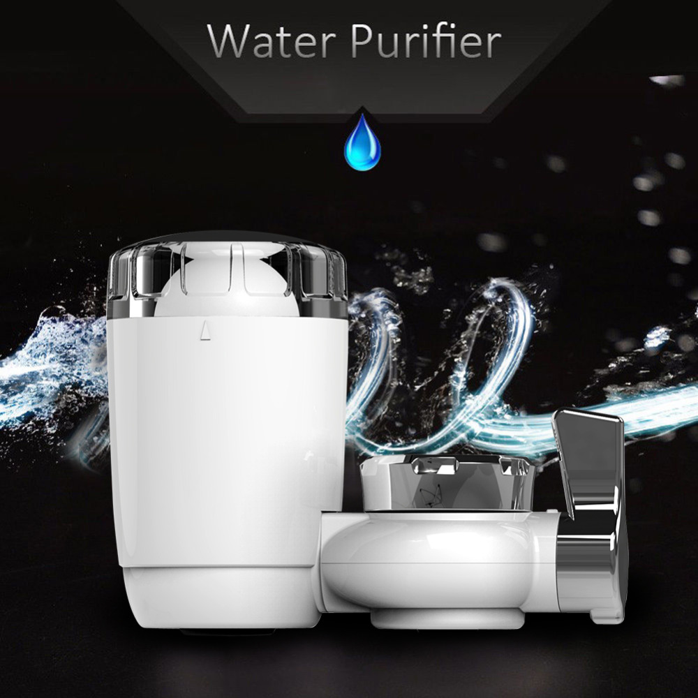 GX Diffuser Tap Water Purifier Direck Drinking Water Filter 8 Grades Composite Fine filter For Kitchen