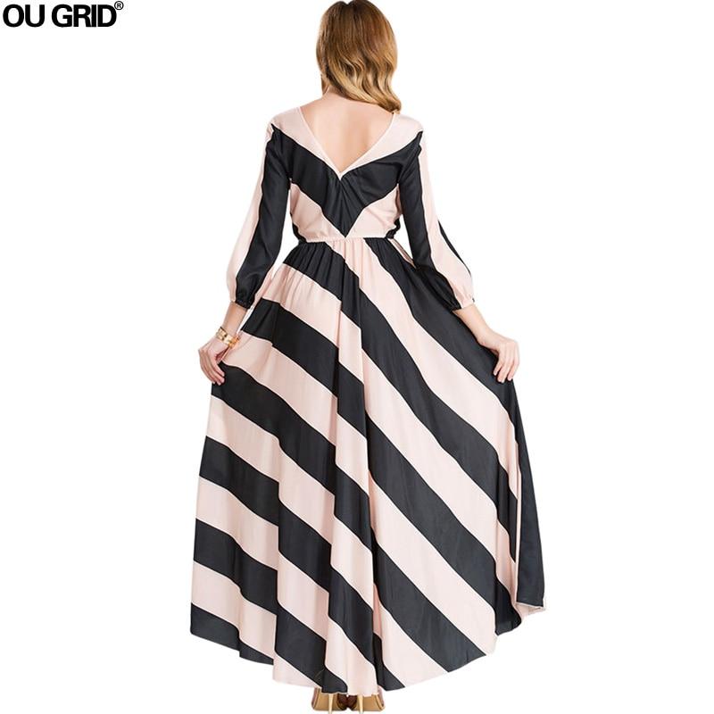 Дамски рокли от шифон Нови пристигащи - Дамски дрехи - Снимка 3