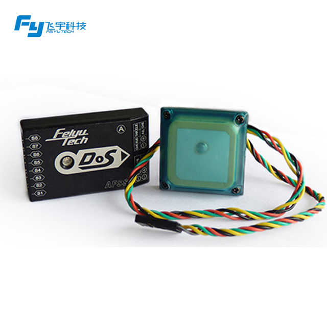 FeiyuTech official store ! FY-DOS&GPS(A) for fixed wing drone/autopilot with GPS/feiyu rc plane toys controller