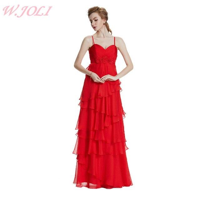 Großzügig Rotes Lange Kleid Prom Fotos - Hochzeitskleid Ideen ...