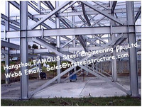 Китай поставляет Q345 коммерческие стальные здания и конструкции сборные здания из стальных конструкций китайский поставщик